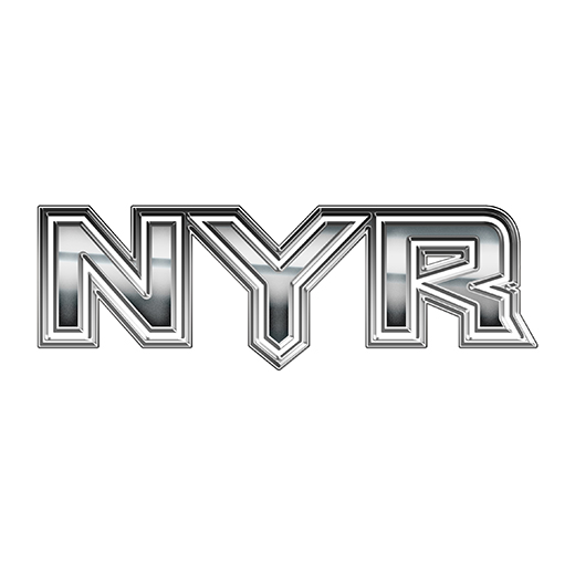 New York Rangers Silver Logo decal sticker