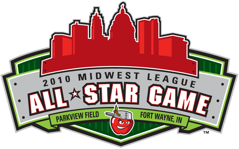All-Star Game 2010 Primary Logo iron on sticker