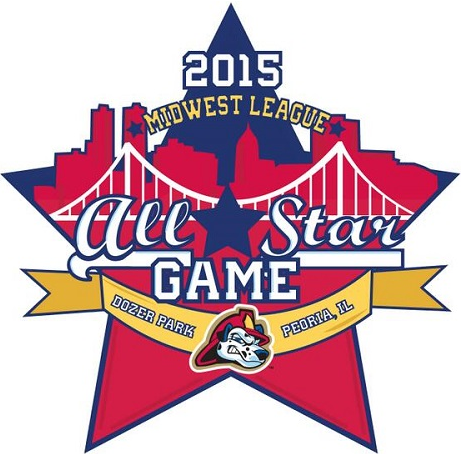 All-Star Game 2015 Primary Logo 2 iron on sticker