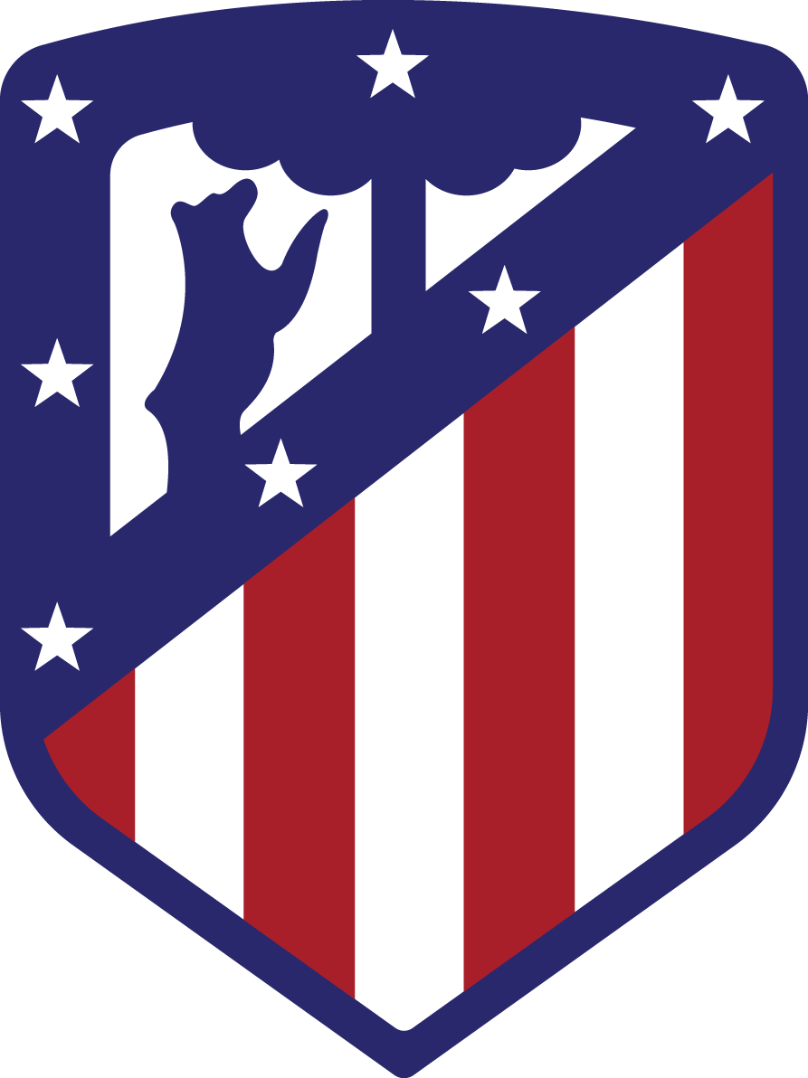 Atletico Madrid Logo iron on sticker