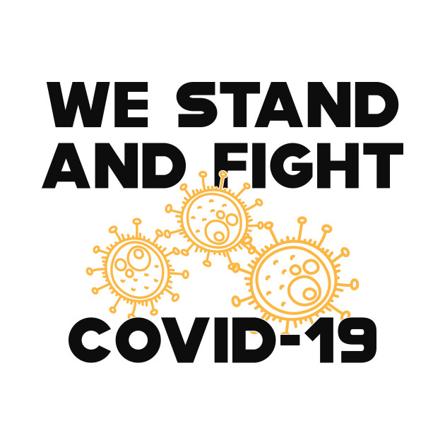 Covid19-04 Logo decal sticker