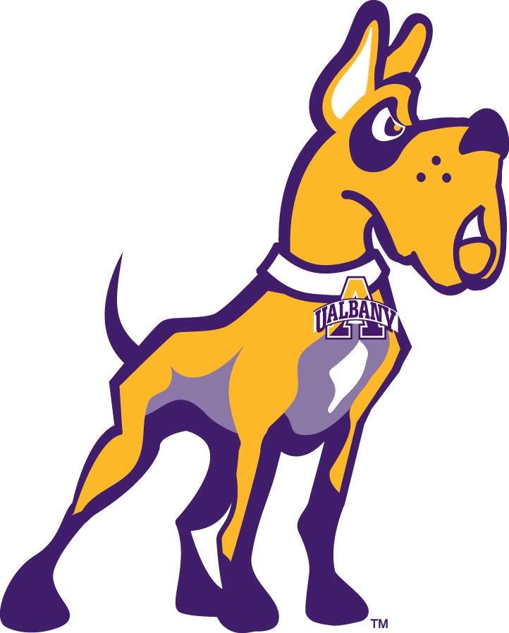 Albany Great Danes 2008-Pres Alternate Logo 02 iron on sticker