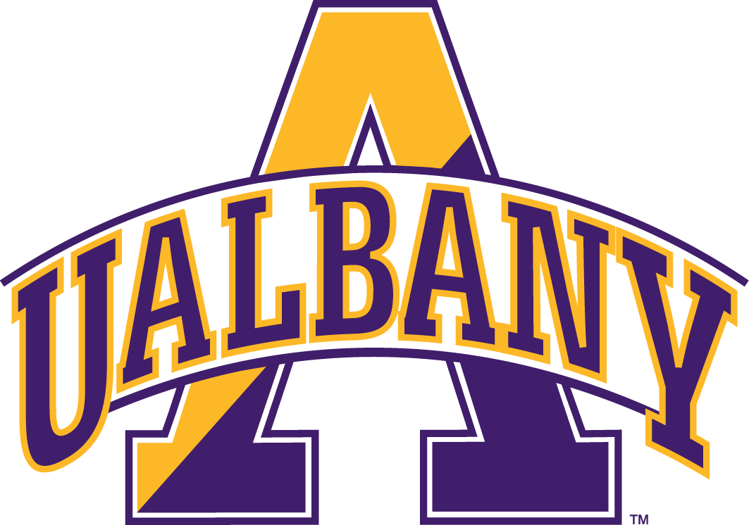 Albany Great Danes 2008-Pres Primary Logo iron on sticker