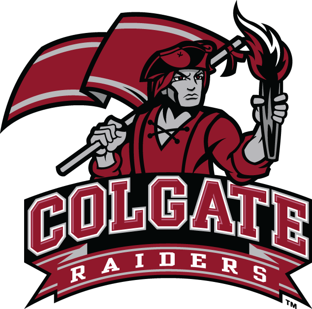 Colgate Raiders 2002-Pres Secondary Logo iron on sticker