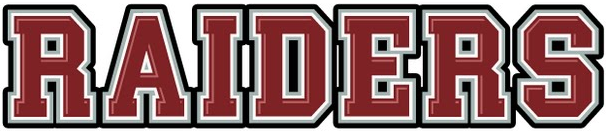 Colgate Raiders 2002-Pres Wordmark Logo 03 iron on sticker