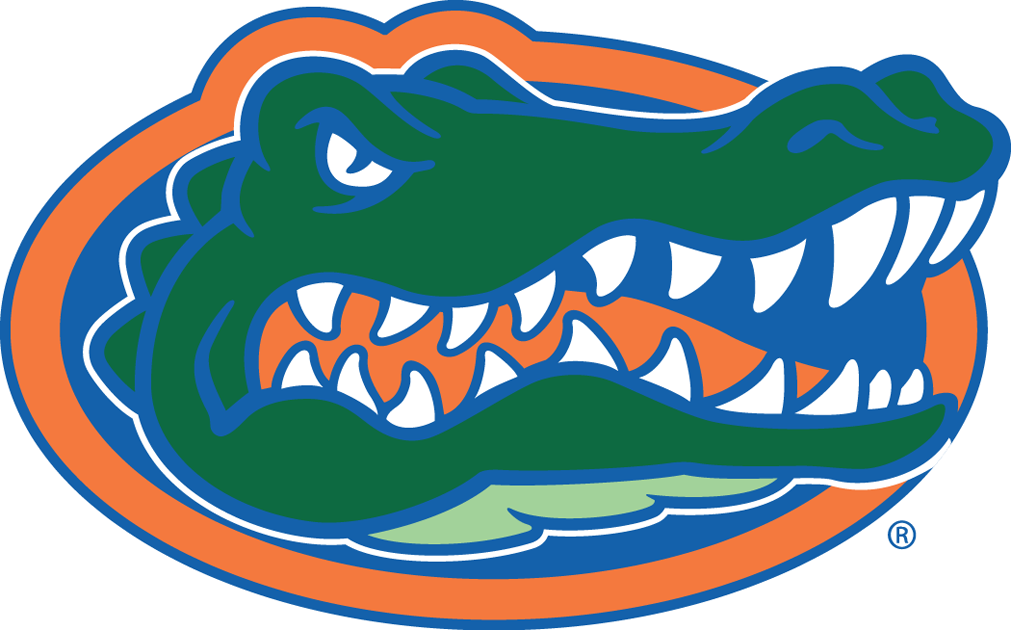 Florida Gators 1995-2012 Primary Logo iron on sticker