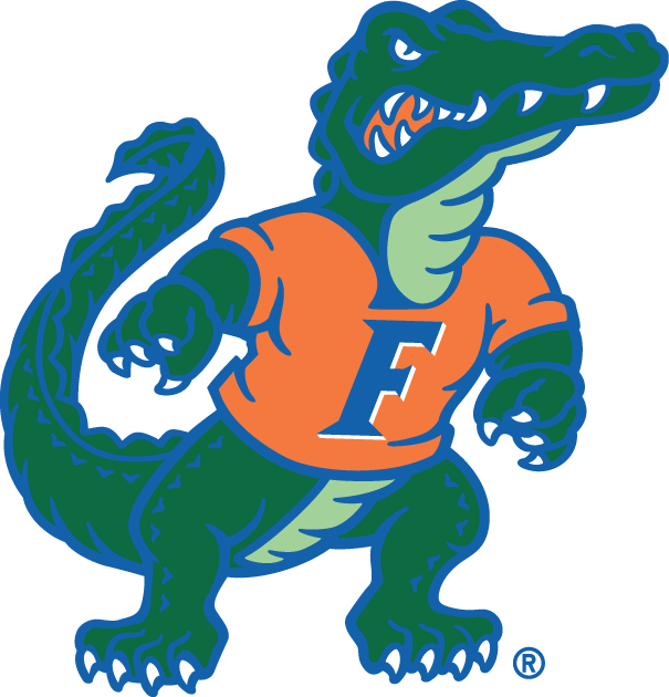 Florida Gators 1995-Pres Alternate Logo iron on sticker
