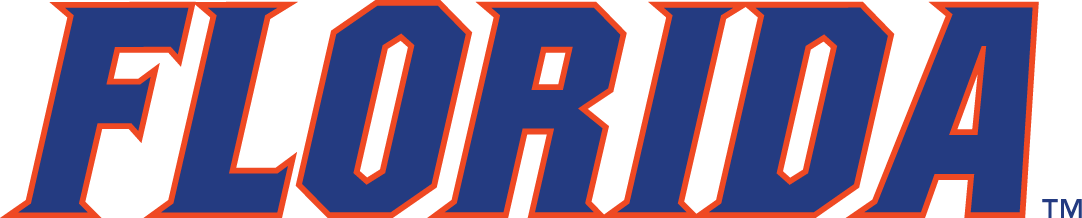 Florida Gators 2013-Pres Wordmark Logo 02 iron on sticker